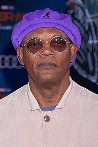 Samuel L. Jackson. Source: Wikipedia