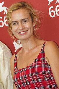 Sandrine Bonnaire. Source: Wikipedia