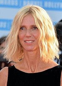 Sandrine Kiberlain. Source: Wikipedia