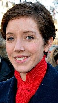 Sara GIRAUDEAU. Source: Wikipedia