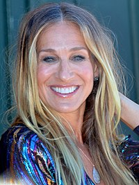 Sarah Jessica Parker. Source: Wikipedia