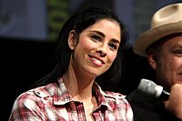 Sarah Silverman. Source: Wikipedia