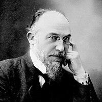 Erik Satie. Source: Wikipedia