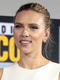 Scarlett Johansson. Source: Wikipedia