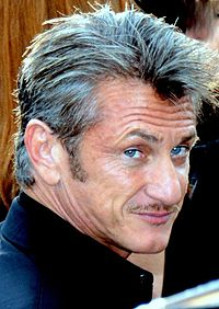 Sean Penn. Source: Wikipedia