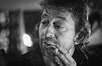 Serge Gainsbourg. Source: Wikipedia