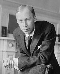 Sergueï Prokofiev. Source: Wikipedia