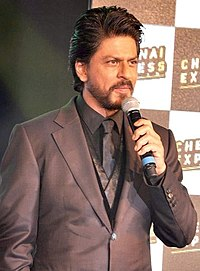 Shahrukh Khan. Source: Wikipedia