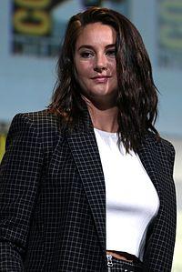 Shailene Woodley. Source: Wikipedia