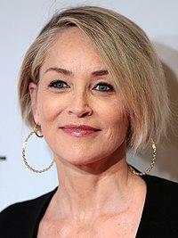 Sharon Stone. Source: Wikipedia