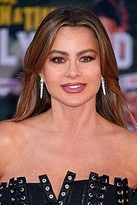 Sofia Vergara. Source: Wikipedia