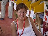 Daphné Collignon. Source: Wikipedia