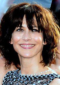 Sophie Marceau. Source: Wikipedia
