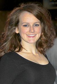 Sophie McShera. Source: Wikipedia
