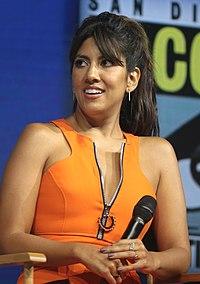 Stephanie Beatriz. Source: Wikipedia