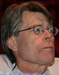 Stephen King. Source: Wikipedia