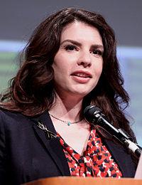 Stephenie Meyer. Source: Wikipedia