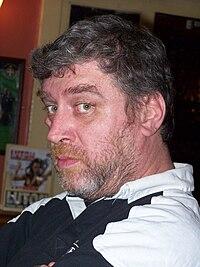 Steve Dillon. Source: Wikipedia