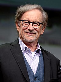Steven Spielberg. Source: Wikipedia