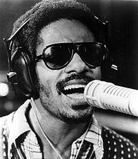 Stevie Wonder. Source: Wikipedia