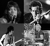 The Rolling Stones. Source: Wikipedia