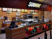 Subway. Source: Wikipedia