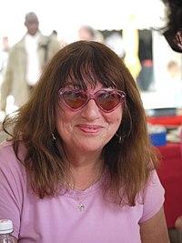 Susie Morgenstern. Source: Wikipedia