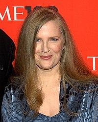 Suzanne COLLINS. Source: Wikipedia