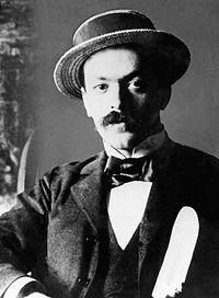 Italo Svevo. Source: Wikipedia