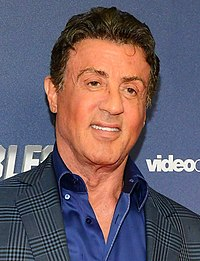Sylvester Stallone. Source: Wikipedia