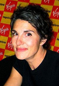 Tamsin Greig. Source: Wikipedia