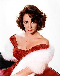 Elizabeth Taylor. Source: Wikipedia