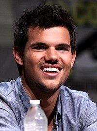 Taylor Lautner. Source: Wikipedia