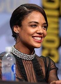 Tessa Thompson. Source: Wikipedia