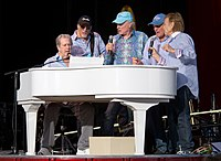 The Beach Boys. Source: Wikipedia