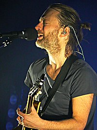 Thom Yorke. Source: Wikipedia