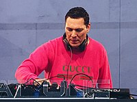 Tiësto. Source: Wikipedia
