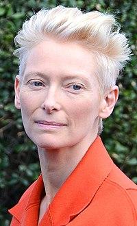 Tilda Swinton. Source: Wikipedia