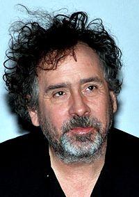 Tim Burton. Source: Wikipedia