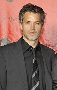 Timothy Olyphant. Source: Wikipedia