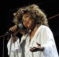 Tina Turner. Source: Wikipedia