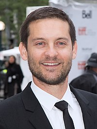 Tobey Maguire. Source: Wikipedia
