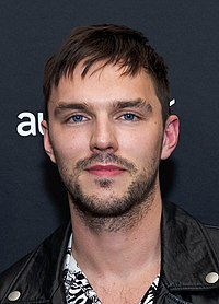 Nicholas Hoult. Source: Wikipedia