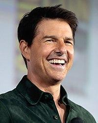 Tom Cruise. Source: Wikipedia