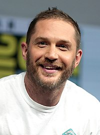 Tom Hardy. Source: Wikipedia