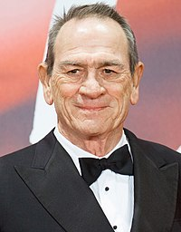 Tommy Lee Jones. Source: Wikipedia