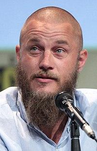 Travis Fimmel. Source: Wikipedia