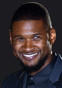 Usher. Source: Wikipedia