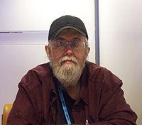 Lucius Shepard. Source: Wikipedia