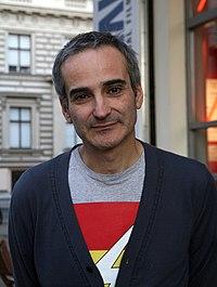 Olivier Assayas. Source: Wikipedia